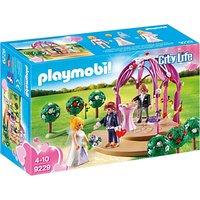 Playmobil City Life 9229 Wedding Ceremony Set