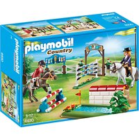 Playmobil Country 6930 Horse Show at John Lewis & Partners Department Store