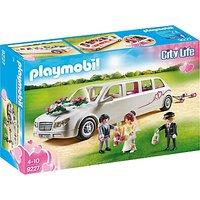 Playmobil City Life 9228 Wedding Limousine at John Lewis Department Store