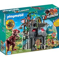 Playmobil The Explorers 9429 Hidden Temple with T-Rex