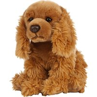 Living Nature Cocker Spaniel Soft Toy