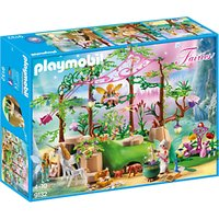 Playmobil Fairies 9132 Magical Fairy Forest