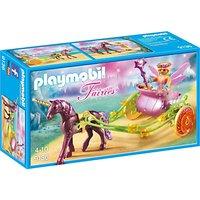 Playmobil Fairies 9136 Unicorn Fairy Carriage