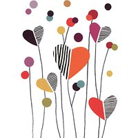 Artpress Heart Meadow Valentine's Day Card