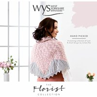 West Yorkshire Spinners The Florist Pattern Collection Book by Juliana Yeo