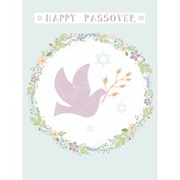 Davora Happy Passover Greeting Card
