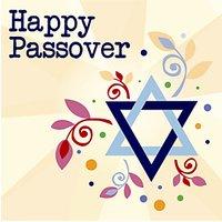 Davora Star of David Passover Greeting Card