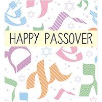 Davora Passover Greeting Card