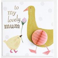 Caroline Gardner To My Lovely Mum Mother's Day Card