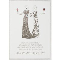Five Dollar Shake Happy Mother's Day Card