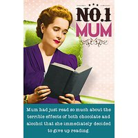 Emotional Rescue Reading Mother's Day Card