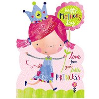 Hotchpotch Little Princess Mother's Day Card