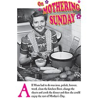 Emotional Rescue Hoover Mother's Day Card