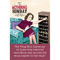 Emotional Rescue Feng Shui Mother's Day Card