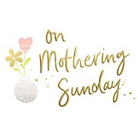 Hotchpotch Mothering Sunday Mother's Day Card at John Lewis Department Store