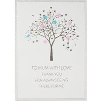 Five Dollar Shake To Mum With Love Mother's Day Card at John Lewis Department Store