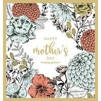 Art File Floral Mother's Day Card