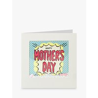 James Ellis Stevens Happy Mother's Day Kapow Shakies Card