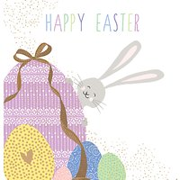 Portfolio Mother Hen Easter Greeting Card