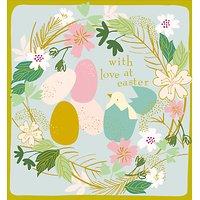Caroline Gardner Paper Kimono Easter Greeting Card