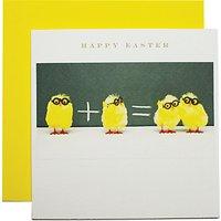Susan O'hanlon One Plus One Easter Greeting Card