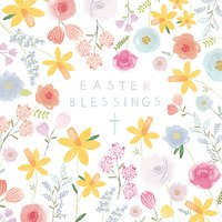 Cardmix Spring Blessing Easter Greeting Card