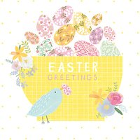 Cardmix Sweet Easter Greeting Card