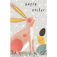 Art File Easter Bunny Greeting Card
