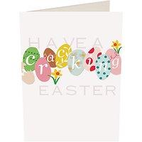 Caroline Gardner Cracking Easter Greeting Card