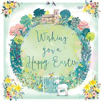 Ling Easter Blessings Greeting Card