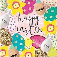 Hammond Gower Easter Eggs Greeting Card
