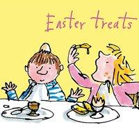 Woodmansterne Easter Treats Greeting Card