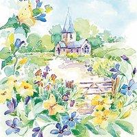 Woodmansterne Easter Morning Greeting Card