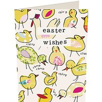 Caroline Gardner Easter Wishes Greeting Card