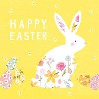 Cardmix Hoppy Easter Greeting Card
