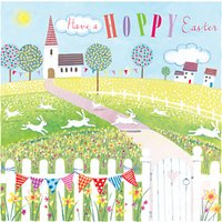 Ling Hoppy Easter Greeting Card