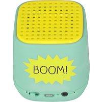 Happy Jackson Boom Bluetooth Speaker Cube