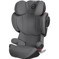 Cybex Solution Z-Fix Group 2/3 Car Seat, Manhattan Grey