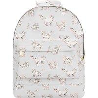 Mi-Pac Cats Mini Backpack, Light Grey