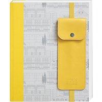 Mini Moderns Notebook and Pen Holder