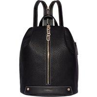 Fiorelli Bolt Zipped Backpack, Black