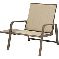 KETTLER Milano Outdoor Lounge Armchair, Taupe