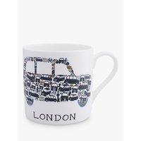 McLaggan Smith London Taxi Mug, 400ml