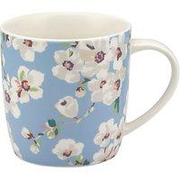 Cath Kidston Wellesley Blossom Audrey Mug, Multi, 350ml