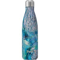 S'well Paua Shell Drinking Bottle, Blue, 500ml