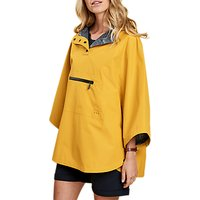Barbour Alto Waterproof Cape, Canary Yellow
