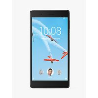 Lenovo Tab 7 Essential Tablet, Android N, Wi-Fi, 1GB RAM, 16GB, 7, Black
