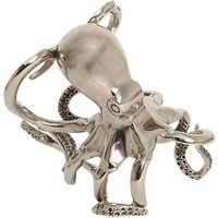 Culinary Concepts Octopus Bottle Holder, Silver