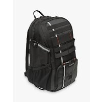 "Targus Work + Play Cycling Backpack for Laptops up to 15.6"", Black"