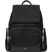 "Knomo Clifford 13"" Laptop Rucksack, Black"
